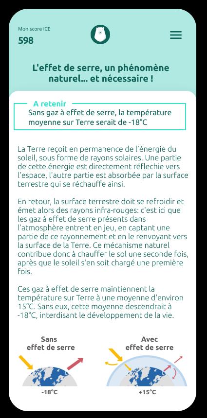 Partie 1 - Initier au changement climatique
